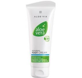 LR Aloe Vera восстанавливающий крем для стоп и ног