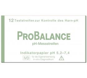 Тест-полоски для определения уровня pH LR ProBalans