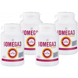 Super Omega 3 activ,набор 4 шт