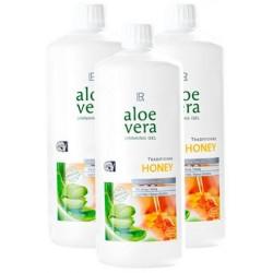 Питьевой гель Алоэ Вера Мед, набор 3 шт