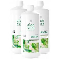 Питьевой гель Алоэ Вера Сивера для кровеносных сосудов, набор 3шт