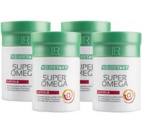 Super Omega 3 activ от LR, набор 4 шт